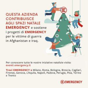 Emergency Regali Di Natale.L Acino Vini Con Emergency L Acino Vini Naturalwine